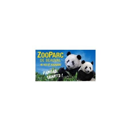 Reduction ZooParc de Beauval - Tarif Enfant