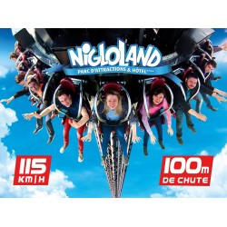 Billet Nigloland Adulte