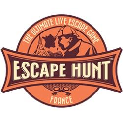 EscapeHunt - Billet session simple - jusqu'à 5 joueurs - a utiliser avant 18-10-2017