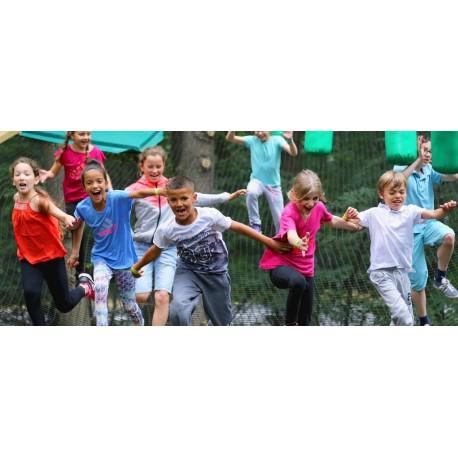E-Billet (e-ticket) Enfant 1 Jour pour Aventure Floreval (91). Valable Saison 2017