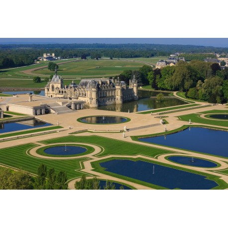 E-billet (e-ticket) Domaine de Chantilly - Enfant : à utiliser avant 23-12-2017