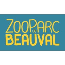 Promo Beauval 2 ad. achetés 2jours consécutifs - 1 Enf gratuit 2 jours - (jusqu'au 31 mars 2017)