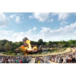 Cinescénie Vendredi 29 Juin 2018 Puy du Fou et Billet Grand Parc 2 jours Adulte