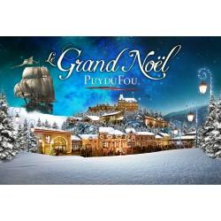 Billet Mystère de Noël - adulte 2017