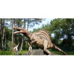 E-billet 1 jour enfant Dinosaures Parc- Saison 2018 (dpt 40)