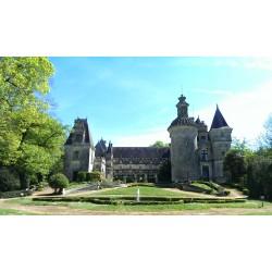 E-billet 1 jour adulte  -Chateau des Enigmes à Pons (dpt 17)- Saison 2018