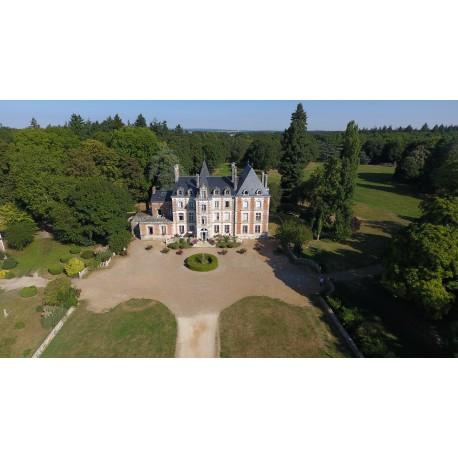 Chateau des Enigmes à Freteval (dpt 41)