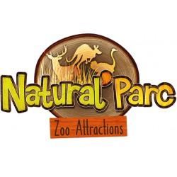 E-billet adulte Natural Parc - 2018
