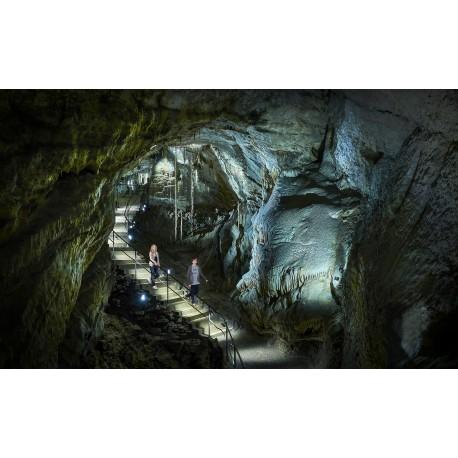 Domaine des Grottes de Han- Saison 2018