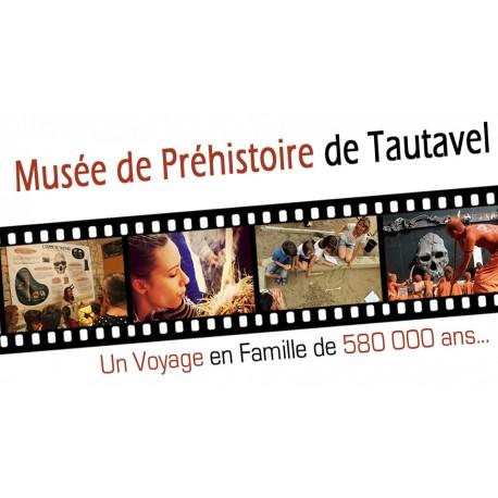 Musée de Tautavel- Saison 2018 ou 2019  (dpt 66)