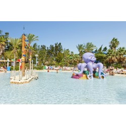 E-billet 1 jour adulte Costa Caribe Aquatic Park  - saison 2018