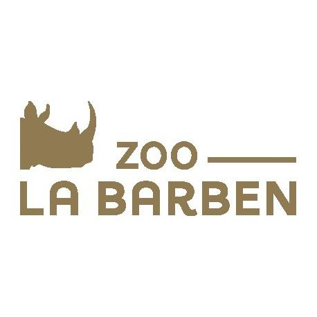 Zoo de la Barben - Billet Adulte CE