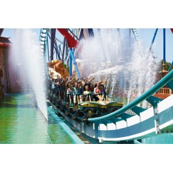 E-billet adulte 2 jours Port Aventura + Ferrariland - 2018