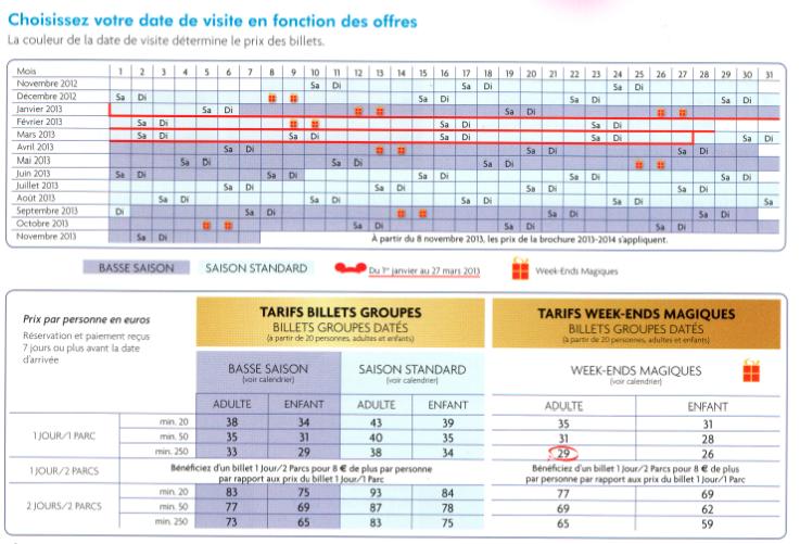 disneyland-paris-tarif