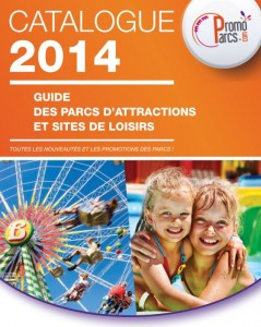 Catalogue et guide PromoParcs des parcs de loisirs